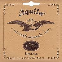 Aquila アクィーラ テナーウクレレ用弦 76センチメートル 3弦巻線 AQ-TRW    13U