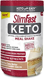 meal replacement shakes for weight loss by SlimFast