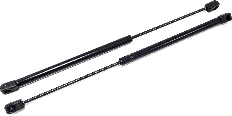 ARANA C16-06874 C1606874 17 Gas Prop Shocks 17 Inch 40LB Lift-Support Struts for Snugtop Canopy Leer Cap Camper Shell Window ATC Topper Rear Glass Equipment Storage Box Lid Set of 2