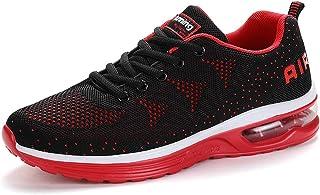 Monrinda Unisex Scarpe da Ginnastica Donna Scarpe da Corsa Unisex Uomo Scarpe da Corsa Sneaker Air Cuscino Corsa Fitness R...