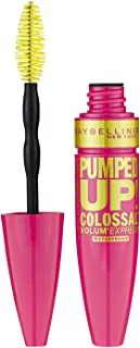 Maybelline Colossal Pumped Up! Volumizing Waterproof Mascara - Classic Black