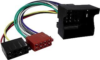 CONNETTORE CABLAGGIO AUTORADIO ISO CITROEN C4 05/> FAKRA