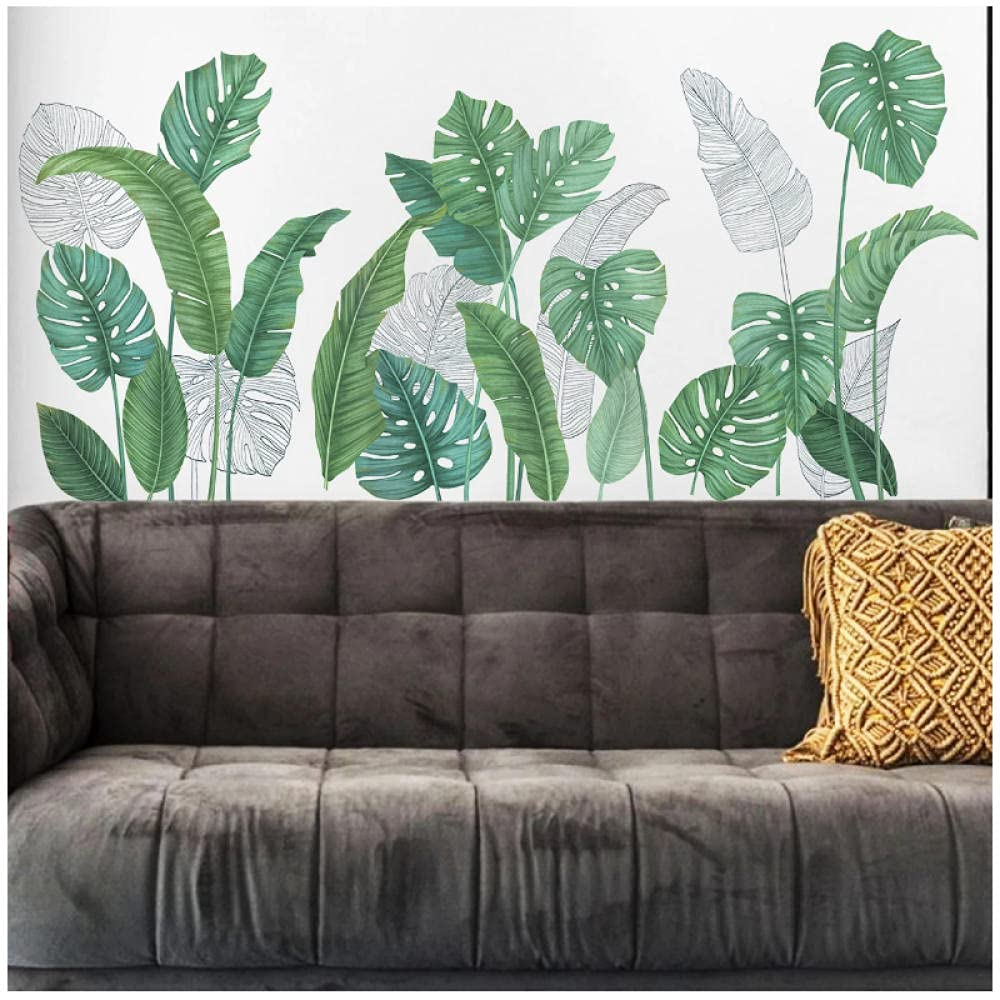 QJIAHQ Nordic Style Fresh Green Wall Potted Max 65% OFF Outlet SALE Creative Plant