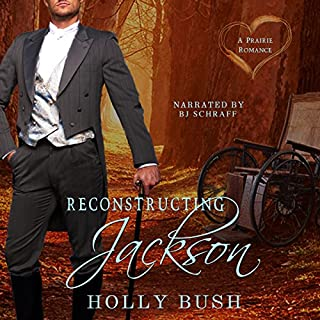 Reconstructing Jackson                   By:                                                                                                                                 Holly Bush                               Narrated by:                                                                                                                                 BJ Schraff                      Length: 6 hrs and 38 mins     2 ratings     Overall 4.5