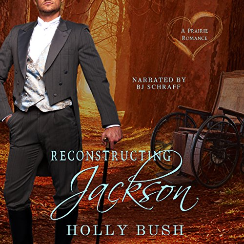 Reconstructing Jackson audiobook cover art