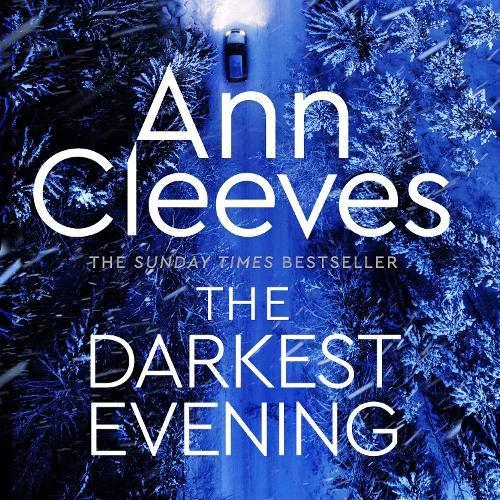 Couverture de The Darkest Evening