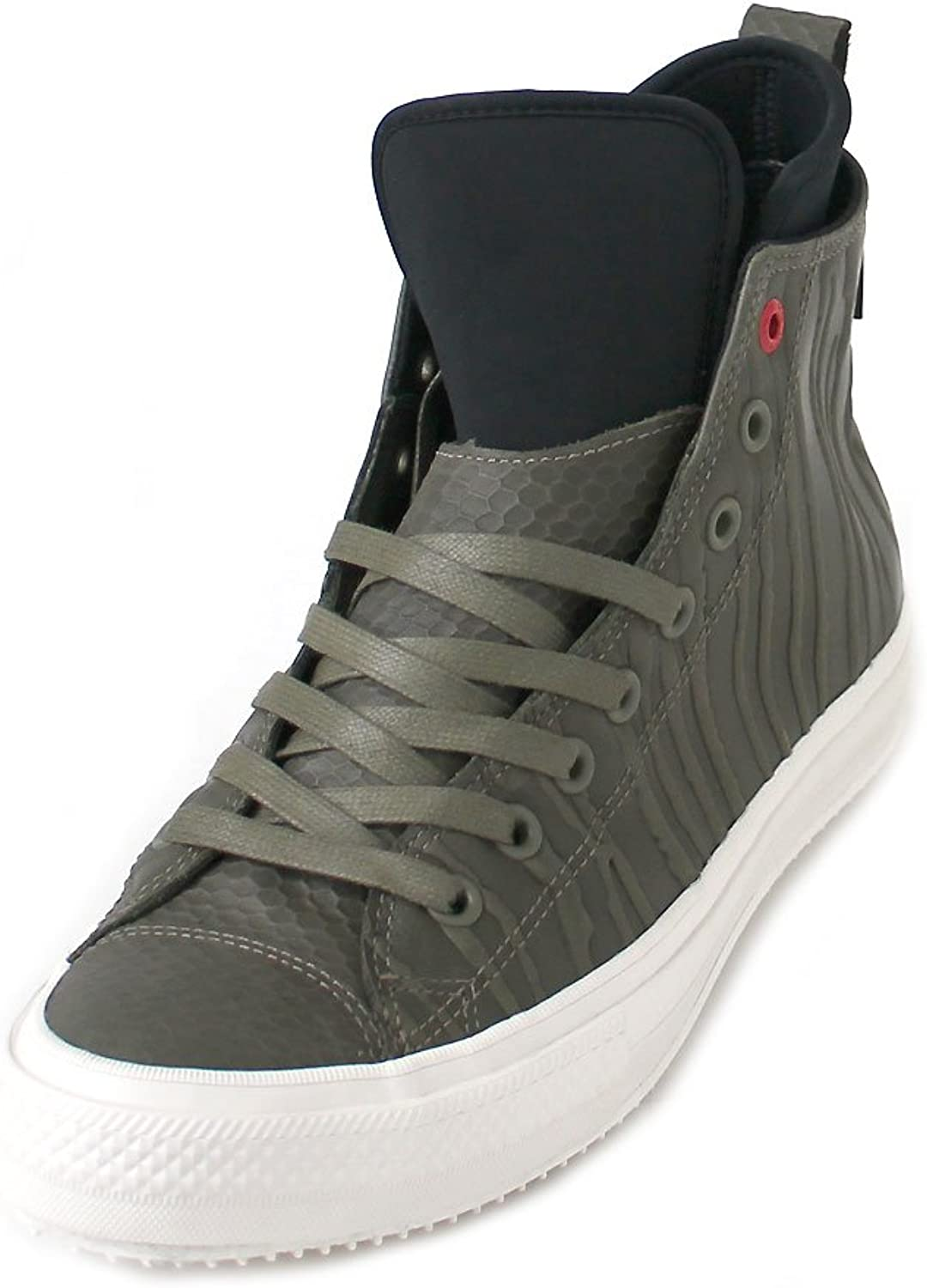 Converse Star CT WP Boot Hi Medium Olive Black Parchment