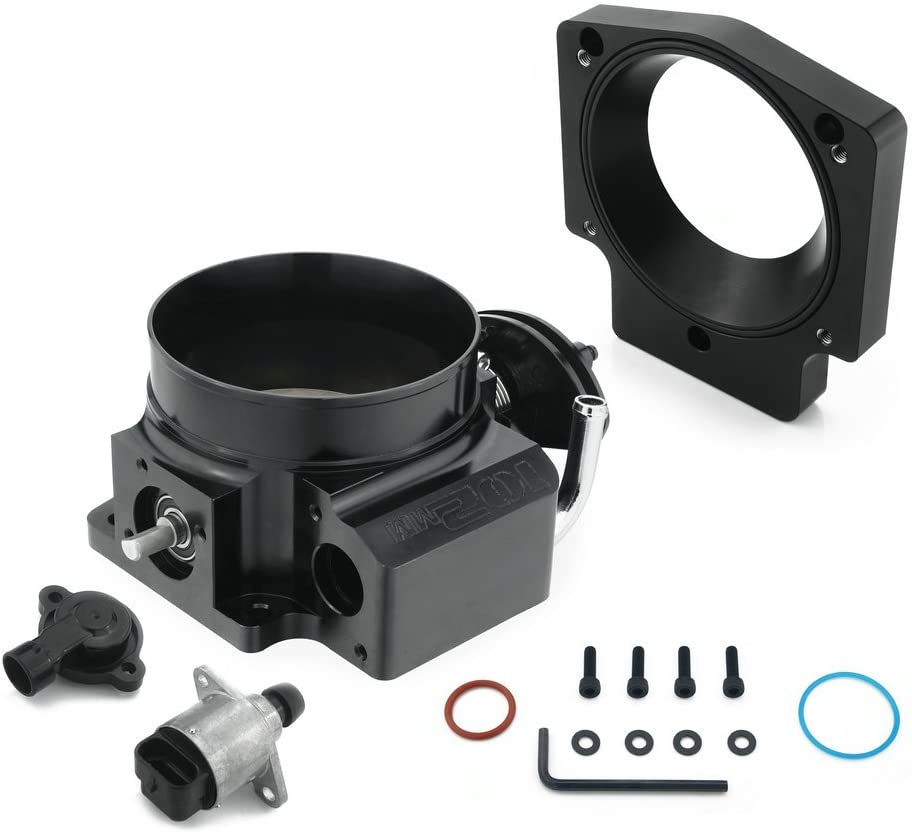 At the price of surprise Heinmo 92mm 102mm Throttle New product! New type Body W TPS Plate G Manifold Adapter +