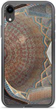 iPhone 7/8 Case Anti-Scratch Motion Picture Transparent Cases Cover Tomb of Shah Jahan Mosque Thatta Sindh Pakistan Classic Movies Video Film Crystal Clear