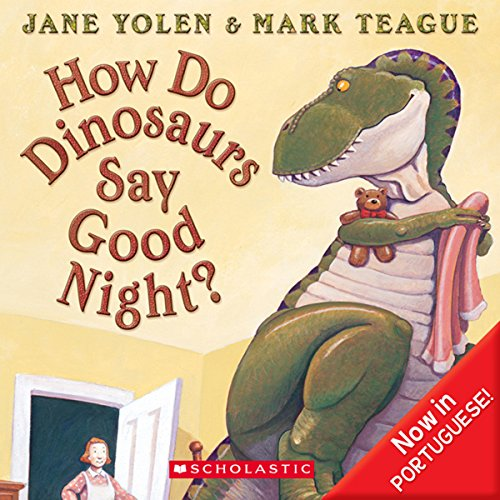 How Do Dinosaurs Say Good Night cover art