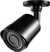 FLOUREON Outdoor Security Camera NTSC 3000TVL 2.0MP 1080P AHD Bullet Camera for Surveillance System, IP66 Weatherproof Outdoor CCTVCamera, 940nm Invisible IR Light, Long Distance Night Vision