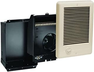 Cadet Com-Pak Electric Wall Heater with Thermostat (Model: CSC202TA), 240V, 2000W, Almond
