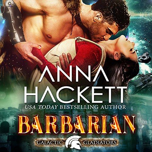Barbarian audiobook cover art