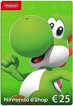 Nintendo eShop Tarjeta de regalo 25 EUR - Código de