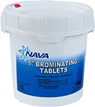 Omni/Nava Swimming Pool and Spa Bromine Tablets (10 Lbs)