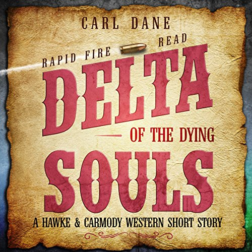 Delta of the Dying Souls audiobook cover art