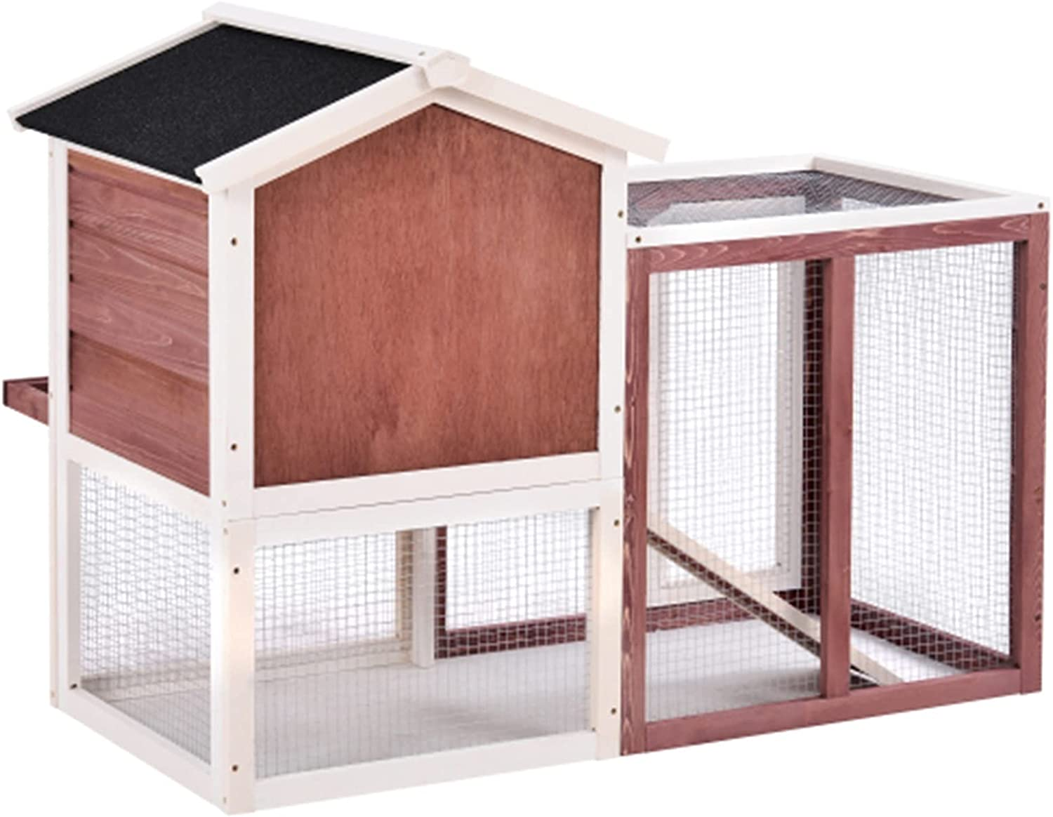 JITUO Wooden Pet Outstanding House Rabbit Bunny C Hutch Recommended Dog Wood
