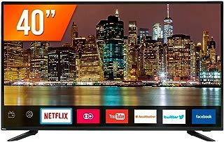 Smart TV, Philco, PTV40E60SN LED, 40'', Preto