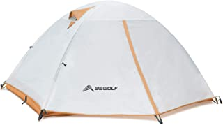 BISINNA 2 Person Camping Tent-Lightweight Backpacking...