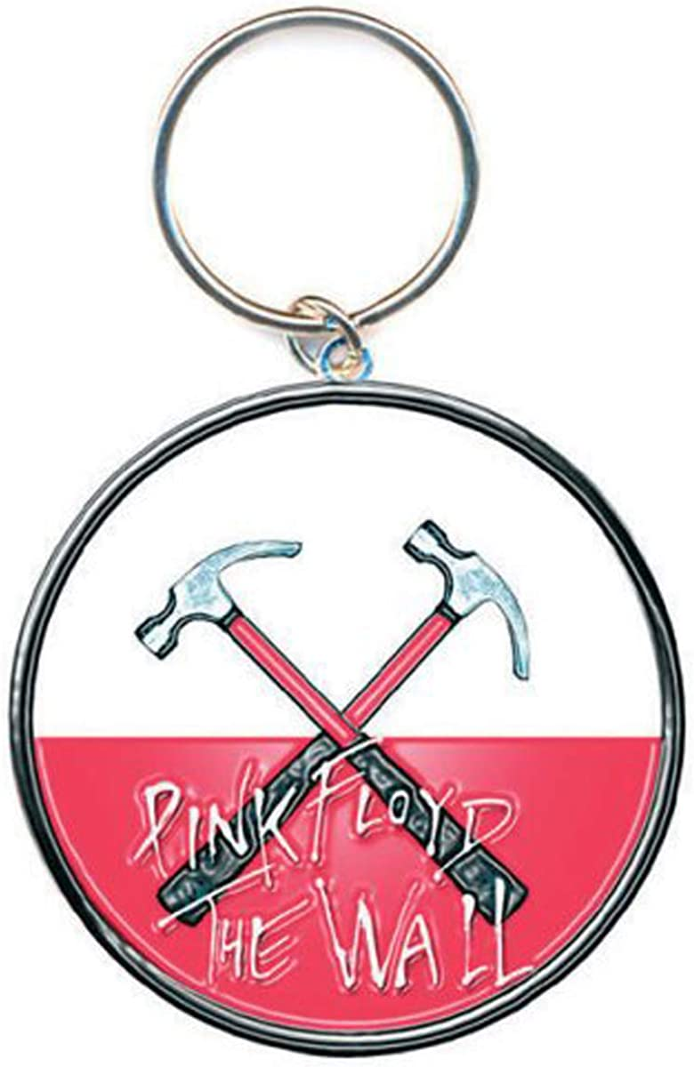 Pink Floyd Hammers The Wall Roger Waters Rock Official Licensed Keychain Keyring