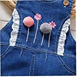 Immagine 2 uayasily bambino tuta jeans salopette