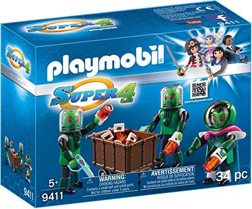 PLAYMOBIL 3 Sykronianos Muñecos y Figuras