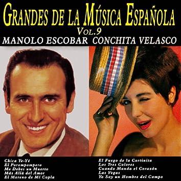 Grandes de la Música Española Vol. 9