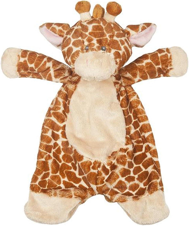 nueva gama alta exclusiva Ganz Jamie Giraffe Flat-A-Pat Flat-A-Pat Flat-A-Pat Baby Blanket  la mejor oferta de tienda online