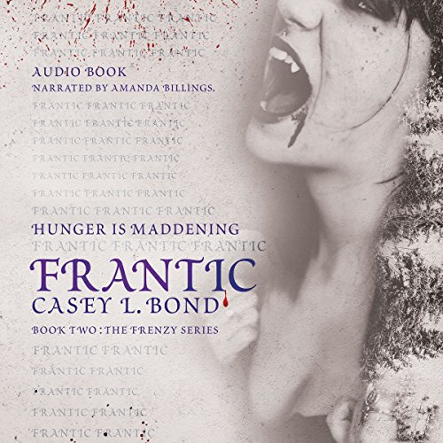 Frantic cover art