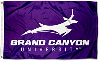 College Flags and Banners Co. Grand Canyon Lopes Wordmark Flag