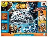 Star Wars - Command Halcón Milenario (Hasbro A8949EU4)