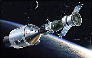 ドラゴン 1/72 アポロ・ソユーズ テストプロジェクト アポロ18号&ソユーズ19号 プラモデル DR11012