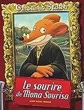 Le Sourire de Mona Sourisa (Geronimo Stilton - Romans) (French Edition)