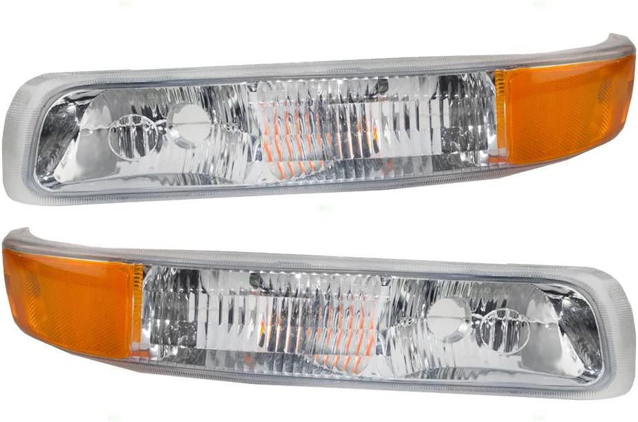Aftermarket Replacement Driver and Passenger Set Sid Las Vegas Mall Park Signal Limited price sale