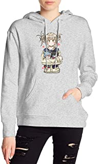 My Hero Academia Boku No Hero Himiko Toga Hoodies Sweatshirt Adult Pullovers for Women