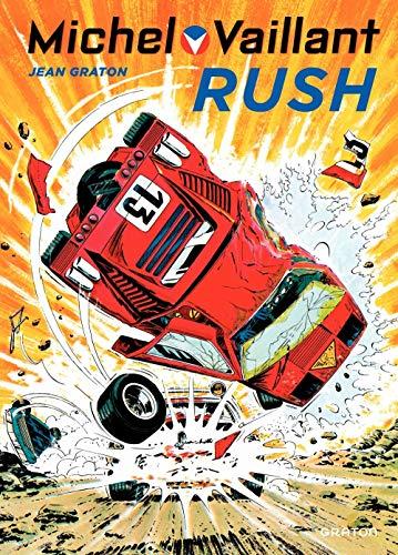 Michel Vaillant - tome 22 - Michel Vaillant 22 (rééd. Dupuis) Rush
