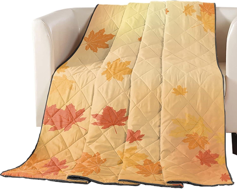 Reversible Milwaukee Mall Down Alternative Comforter Maple Many popular brands Le Farm Thanksgiving