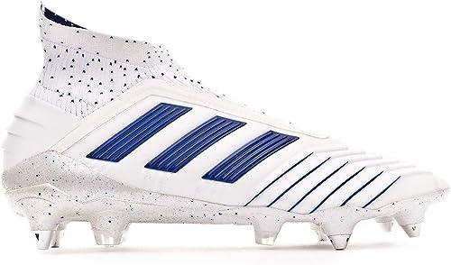 adidas adidas adidas Protator 19+ SG Weißs Blau  bekannte Marke