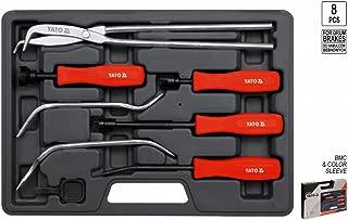 Yato YT-36140 Riveteuse manuelle pour /écrous de tailles M3 M6 Taille compacte 200/mm M5 M4