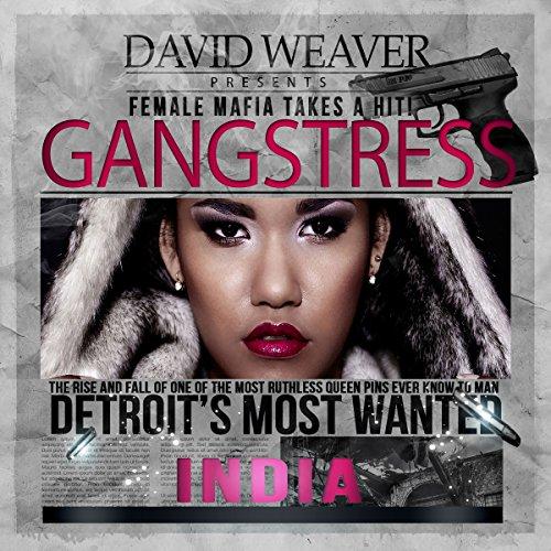 Gangstress audiobook cover art