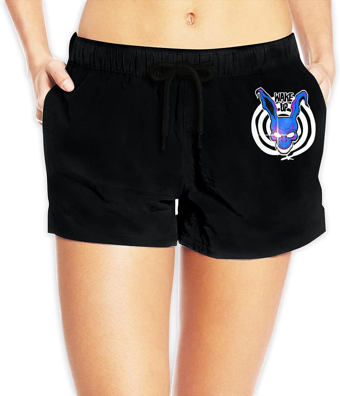 Guoguoding Donnie Darko Women New York Max 74% OFF Mall Beach Shorts Trunks Sport Swimwear