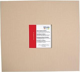Artemio 11010009 ALBUM SCRAPBOOKING 30X30 CM BEIGE