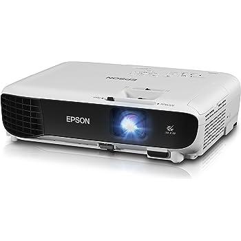 Epson EX3260 SVGA 3,300 lumens Color Brightness (Color Light Output) 3,300 lumens White Brightness (White Light Output) HDMI 3LCD Projector (Renewed)
