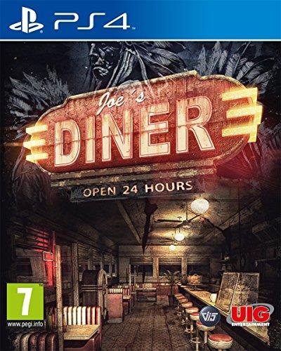 PS4 Joe's Diner - [Edizione: Regno Unito]
