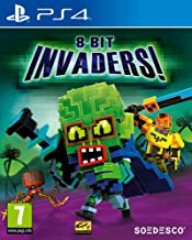 8-Bit Invaders for PlayStation 4