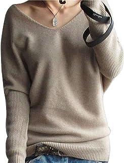 finest selection 36b72 5158d Suchergebnis auf Amazon.de für: damen pullover dunkelbraun ...