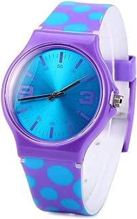 Jian Ya Na Fashion - Reloj analógico de cuarzo para mujer,