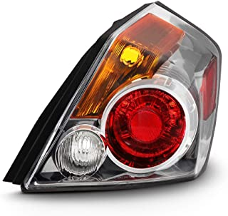 ACANII - For 2007-2012 Nissan Altima 4-Door Sedan Tail Light Rear Brake Lamp Assembly Replacement Right Passenger Side