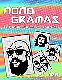 Nonogramas - El juego de lógica con imágenes: 100 Puzzles | Hanjie Nonograms | Picross Rompecabezas | Dibujos con Números | Pasatiempos Ingeniosos y Desafiantes