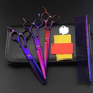 Professional Hairdressing Scissors Hair Professional Barber Scissors Set, Scissors Barber Professional Hair Scissor Set Ha...